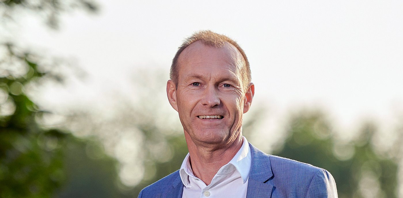 Jørgen Christensen, administrerende direktør, GK Danmark