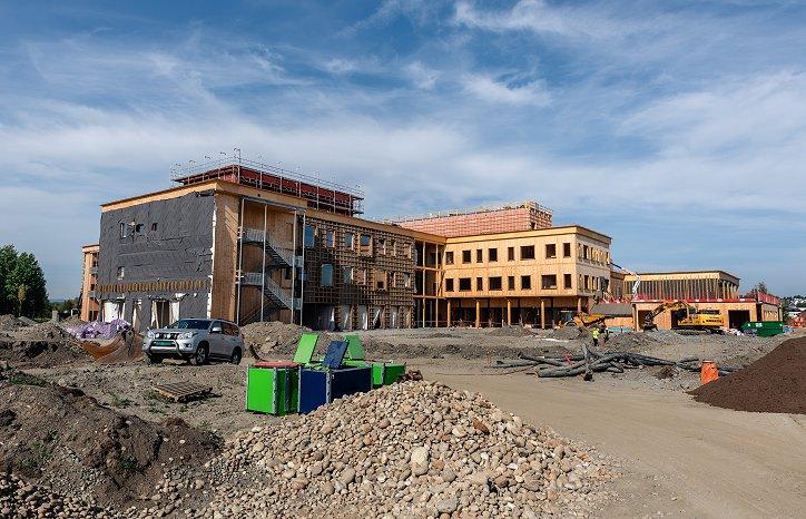 Nye Sophie Radich ungdomsskole i Lillestrøm