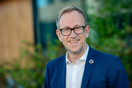 Kim Robert Lisø, konsernsjef, GK Gruppen